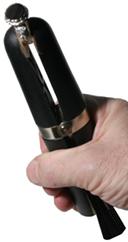 Ringhållare. Ett utmärkt verktyg för att hålla en ring under bearbetning.