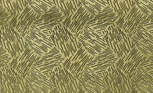 Mönsterplatta Crosshatch av mässing.