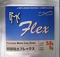 PMC Flex silver 5 gram , 5,6 gram brutto.