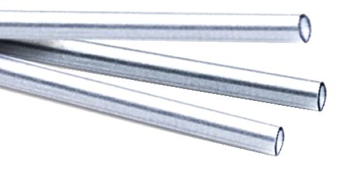 Finsilverrör YD 5,87 ID 5,1 mm. 5 cm.