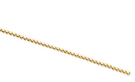 Gold-filled kultråd 1,9 mm. Köp per 10 cm. Mjuk.