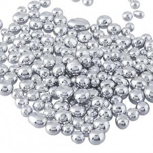 Argentium silver® oregelbundna kulor (för t.ex gjutning eller dekoration) Sälj om 10 gram