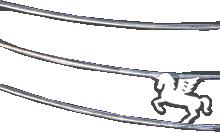 Lod/lödtråd 0,5 M, medium-hårt 0.8 mm tråd för lödning av Argentiumsilver. Per 1/2 meter