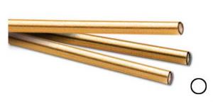 Rör Gold-Filled diameter 2.79 mm, hål 2.29 mm. Säljs i längd om 5 cm