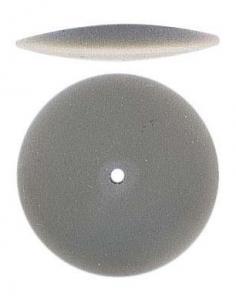 Polertrissa med pimpsten som slipmedel. Används för att inte skada stenar. Priset är för 2 stycken. Diameter 22mm.
