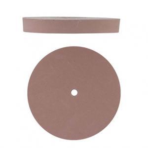 Polertrissa Extra Fin, 2-pack, silikon med inbakade carbidslipkorn. Diameter 22mm, 3 mm bred, Hålet är 1,5 mm.