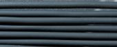 Gummislang svart 2,5 mm, invändigt 1,8 mm, pris per meter.