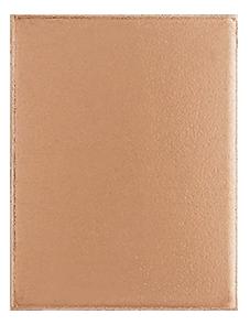 Koppar rektangel 26 x 20 mm, 1 mm tjock.