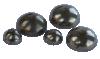 Pyrite 10 mm rund cabochon