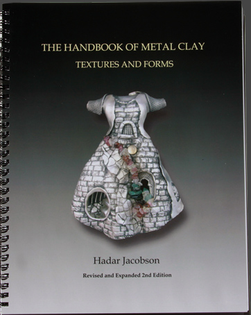 "Bok ""The Handbook of Metal Clay Textures and Forms"" av Hadar Jacobson"