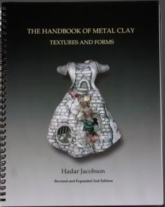 "Bok ""The Handbook of Metal Clay Textures and Forms"" av Hadar Jacobson"