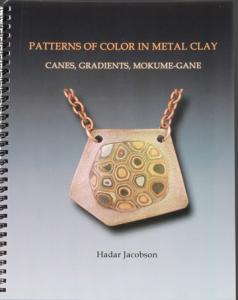 """Bok """"Patterns of Color in Metal clay, Canes, Gradients, Mokumé-Gane"""""""