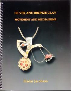 "Bok ""Silver Bronze Clay Movement and Mechanisms"" av Hadar Jacobson"