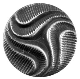 Silikonform Vågor ca 2,2 cm mönster.