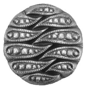 Silikonform Microber mönster 2.2 cm