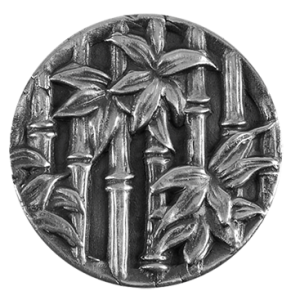 Silikonform Bambu, diameter 26 mm