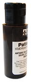 Patinering, (Oxidering) (leversulfat)
