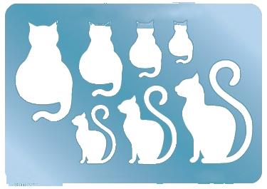 Mall katt
