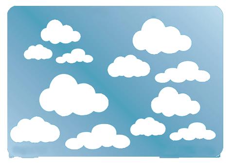 Mall moln