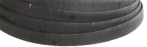 Korkrem Platt 10 mm svart. Säljs per 20 cm.