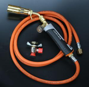 Brännare för gasol. Gjord för medelstora bränningar. Sievert Pro 86
