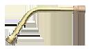 Brännarrör till SI219741 för de två mindre munstyckena 8 mm och 12 mm.