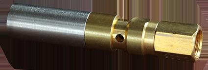 Brännarmunstycke 8 mm till SI219741 Sievert Pro 86. Det tunnaste munstycket för fina detaljer.
