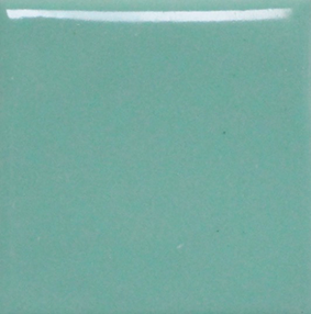 Sjöskum grön-blå emalj opak. Kommer som tvättat emaljpulver i burk om 55 gram.
