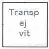 Emalj Klar/transparent. Kommer som tvättat emaljpulver i burk om 55 gram.