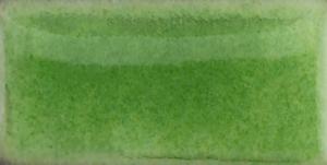 Emalj Springgreen. Kommer som tvättat emaljpulver i burk om 55 gram.