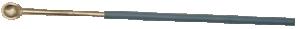 Minisked i rostfritt för att fördela våt emalj. (rostfri för att inte oxidera)