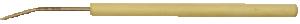 Emaljspridare för att placera ut våt emalj till hörn och kanter. Rostfri nål.
