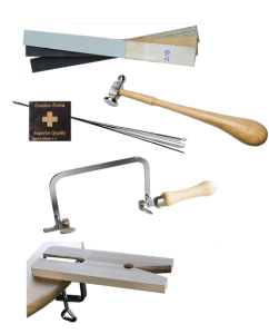 verktyg för silversmide