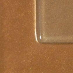 Copper Glow  Metalliskt kopparskimrande