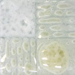 Artisan White Glo, vit färg som skapar bubblor mellan glas