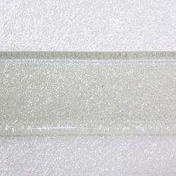 Metallisk glasfärg iskristall