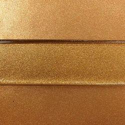 Metallisk glasfärg guld