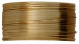 Emaljerad tråd, 0,3 mm, Guldfärg, ca 14,5 meter