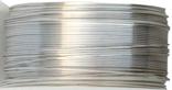 Emaljerad tråd, 0,3 mm, Silverfärg, ca 14,5 meter, oxiderar inte, behåller färgen