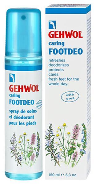 Nya fotvårdsprodukter som håller fötterna torra och fräscha