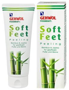 Gehwol Soft Feet Peeling 125ml
