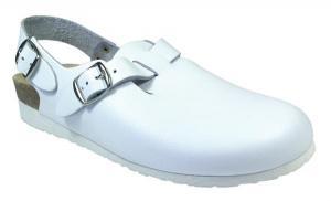 Vogelsang Sandal, heltäckt, vit