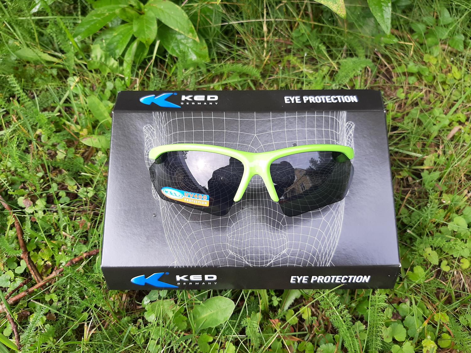 Ked eye protection aurinkolasit