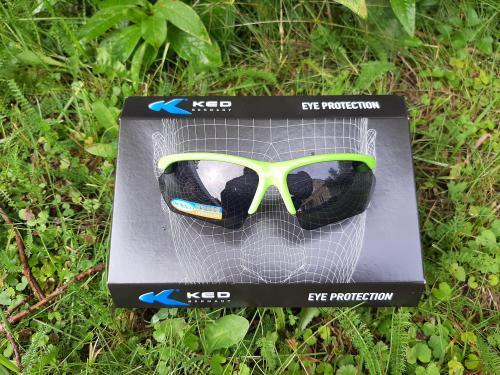 Ked eye protection aurinkolasit