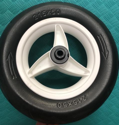 LR M hjul (vitt)