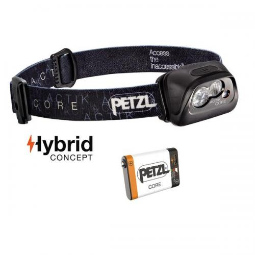 Petzl Actic core 350lumen