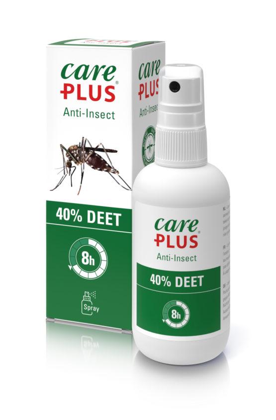 Care Plus Anti-Insect Deet suihke 40 % 100 ml