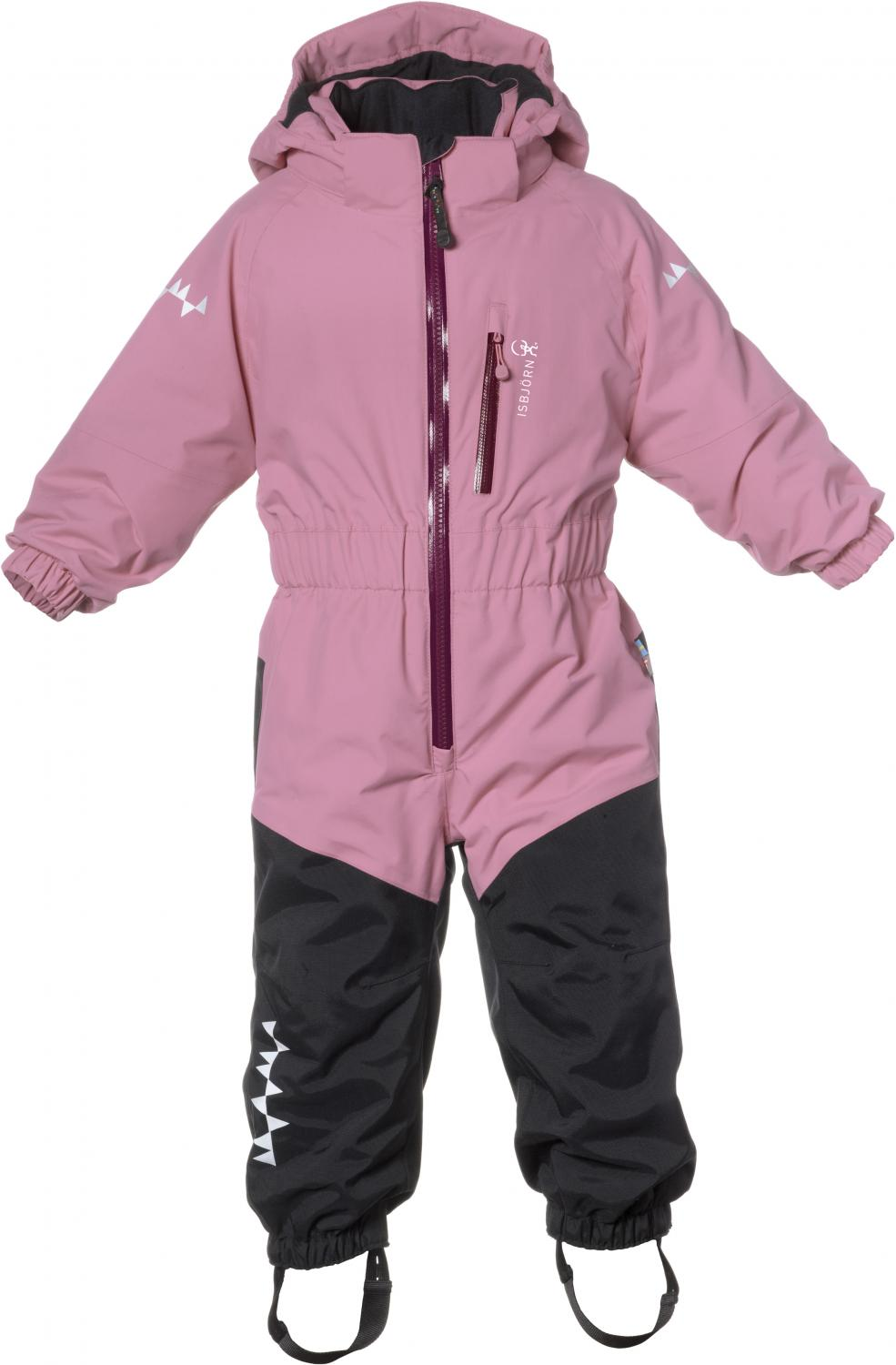 Isbjörn Penguin wintersuit Dusty pink ss19-20
