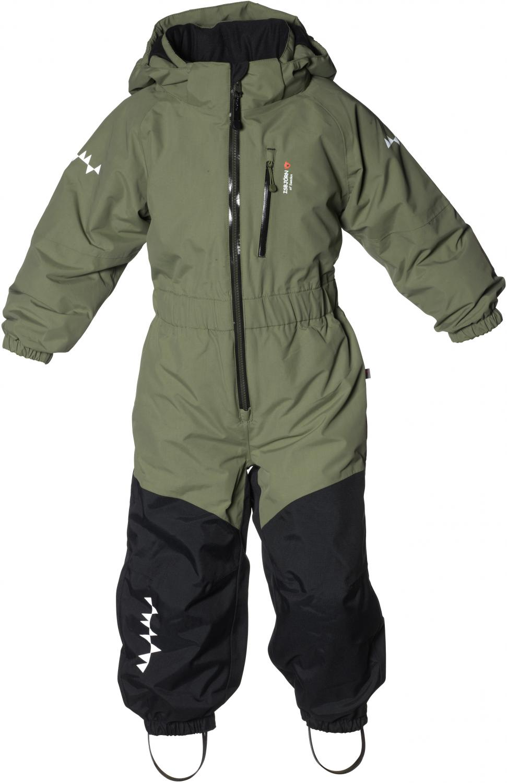 Isbjörn Penguin wintersuit Moss ss19-20