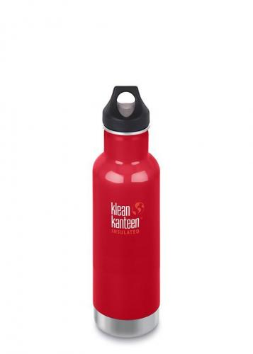 Klean Kanteen Classic (Insulated) 592 ml (red)